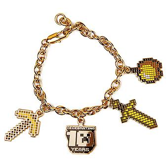 Minecraft, Bracelet - 10th Anniversary