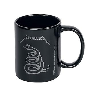 Metallica, Mug - Dont Tread on Me
