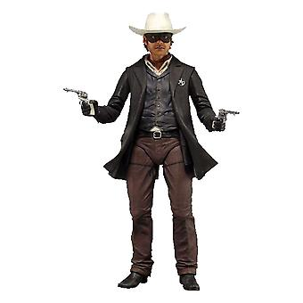 The Lone Ranger 1:4 Scale Action Figure