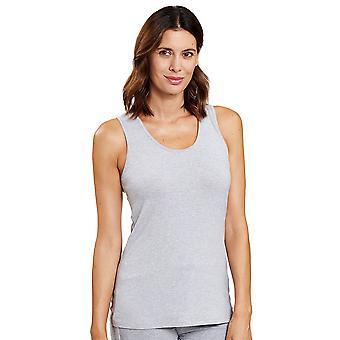 Rosch 1202036-11722 Women's Be Happy Heather Grey Loungewear Vest