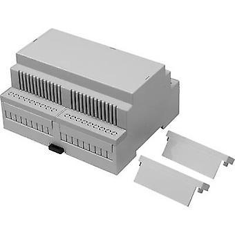 Axxatronic CNMB-6V-KIT-CON DIN rail casing 90 x 106 x 58 Polycarbonate (PC) 1 pc(s)