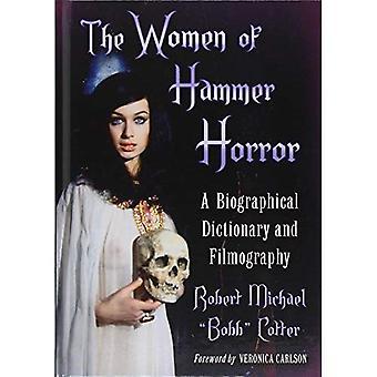 Kobieta młotek Horror: słownik biograficzny i filmografia