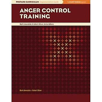 Anger Control Training (Prepare Curriculum Implementation Guide)