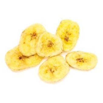 Bananen-Chips -ungesüßt -( 13.97lb Banana Chips ungesüßt)