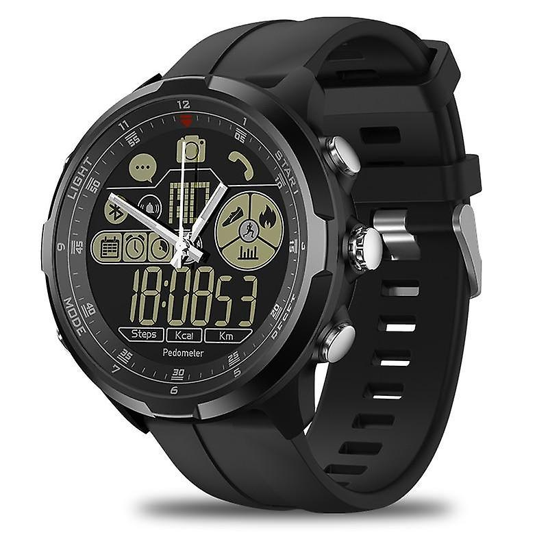 Sports smartwatch 50m waterproof all-weather monitoring