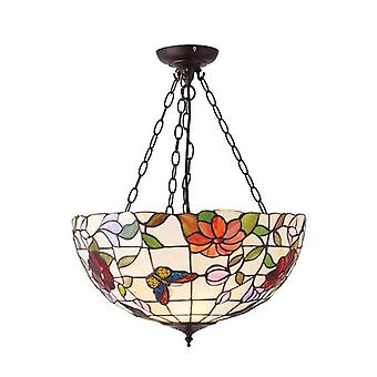 Butterfly Large Inverted 3lt Pendant 60w