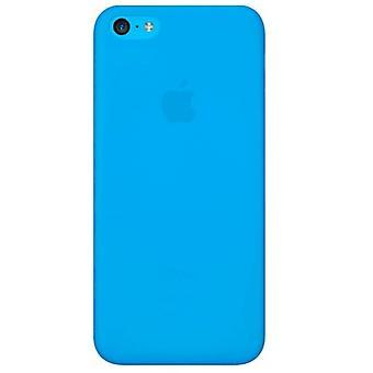Ozaki OC546BU O!coat 0.3 Jelly for iPhone 5c blue