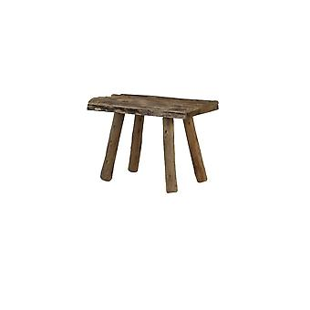 Light & Living Side Table 50x31x43cm Cedro Brown