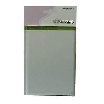Bloco CraftEmotions para clearstamp A6 105x148mm - 8mm
