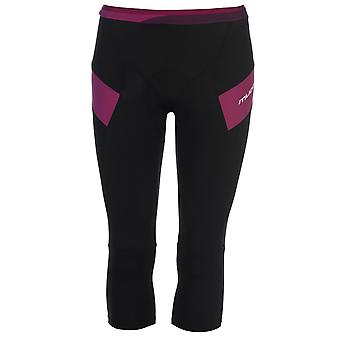 Muddyfox Womens Pure Padded Cylcing Capris Ladies