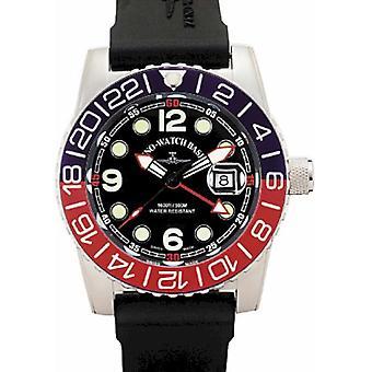 ゼノウォッチ - 腕時計 - 男性 - 飛行機ダイバー6349Q-GMT-a1-47
