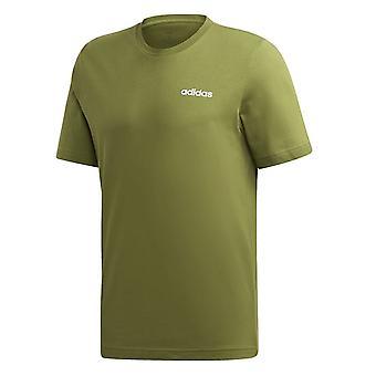 Adidas Essentials plain tee EI9781 univerzálne letné Pánske tričko