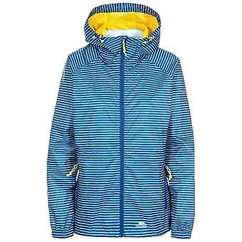 Ladies Trespass Indulge Packaway Raincoat TP75