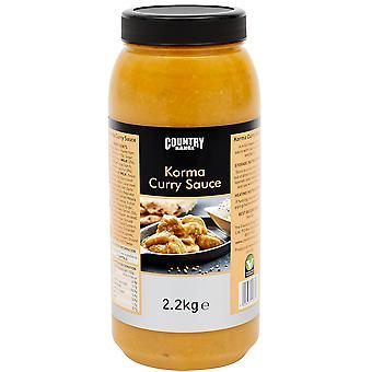 Country Range Korma Curry Sauce