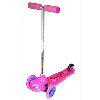 Ozbozz Trail Twister Scooter Pink