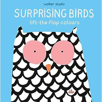 Surprising Birds - Lift-the-Flap Colours by elo - 9781406379501 Book