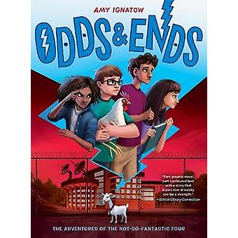 Odds & Ends (The Odds Series #3) by Amy Ignatow - 9781419736995 B