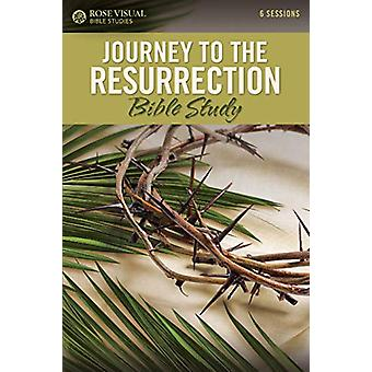 Study - Rvbs Journey to the Resurrection - 9781628628081 Book