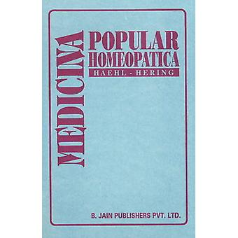 Medicina Popular Homeopatica by Dr Ricardo Haehl - 9788170219309 Book