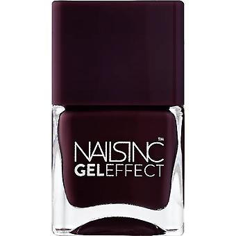 Nails inc Nail Polish Gel Effect - Grosvenor Crescent (0848) 14ml