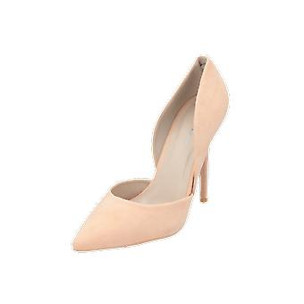 Glamorous FW1139 KNR Women's Pumps Pink High Heels Stilettos Heel Shoes