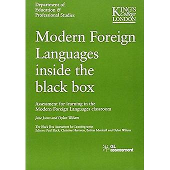 Modern Foreign Languages Inside the Black Box - Assessment by Jane Jon