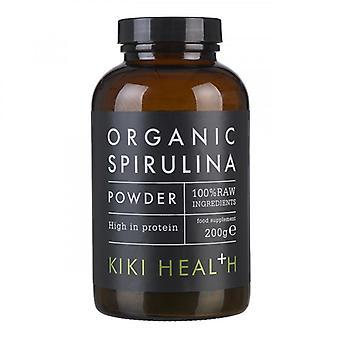KIKI Health organisch Spirulina-poeder 200g
