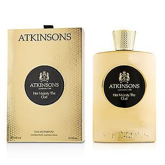 Atkinsons HAREMAJESTEIT de Oud Eau De Parfum Spray 100ml/3.3 oz