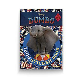 Dumbo 1000 Sticker Book - 9781912841271 Book