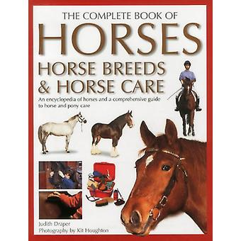 Complete Horse Book by Judith Draper - 9781859672099 Book