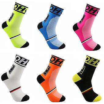 6x Sports Socks - Size S