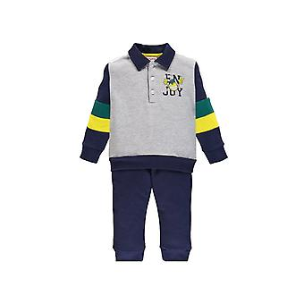 Brums Milano Tracksuit With Fleece Polo