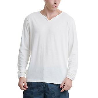 Funky Buddha Men's Essential Long Sleeve Top