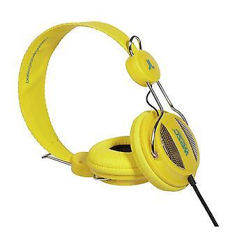 WeSC Oboe Headphone (Vibrant Yellow)