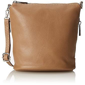 Chicca Bags 10019 Shoulder Bag 19 cm Mud