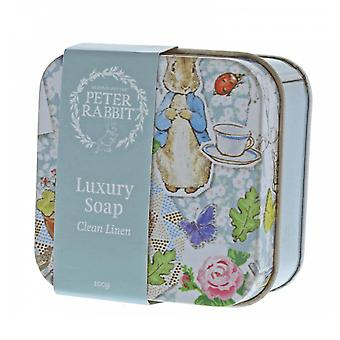Beatrix Potter Peter Rabbit Clean Linen Soap