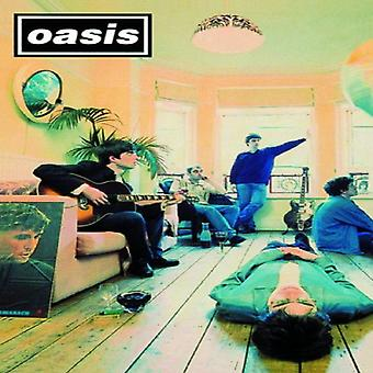 Oasis Definitely Maybe Album Cover new Official any occasion Greeting Card