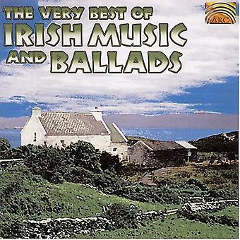 De importación muy mejores de irlandés música y - muy mejores de irlandés USA música y Bal [CD]