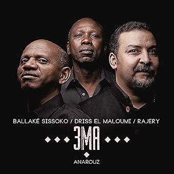 3Ma - Anarouz [CD] USA import