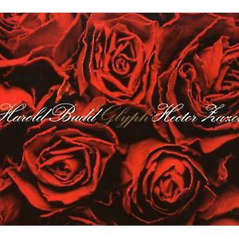 Harold Budd & Zazou Hector - Glyph [CD] USA import