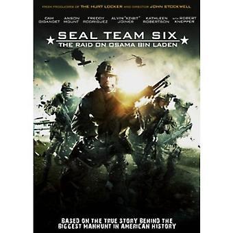 Seal Team Six: The Raid on Osama Bin Laden [DVD] USA import