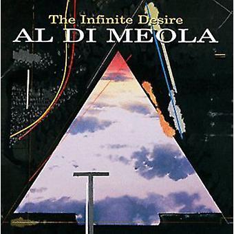 Al Di Meola - Infinite Desire [CD] USA import