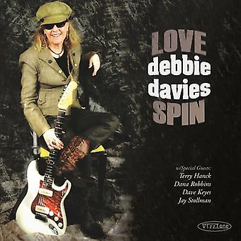 Debbie Davies - Liebe Spin [CD] USA import