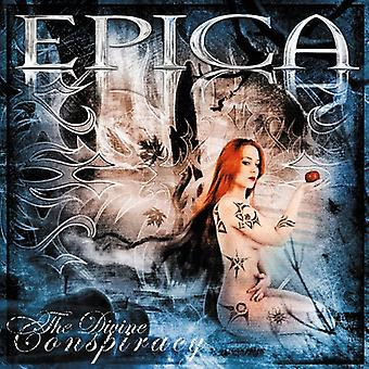 Epica - Divine Conspiracy [CD] USA import