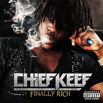 Chief Keef - Finally Rich-Deluxe Edition [CD] USA import