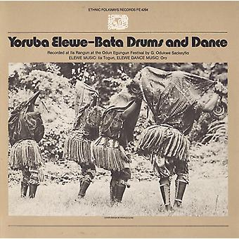 Tambores batá de Yoruba: Elewe música y danza - tambores batá de Yoruba: importación de Estados Unidos Elewe de música y danza [CD]