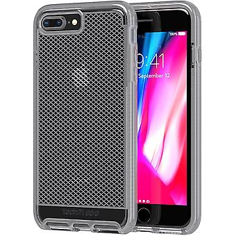 Genuine Tech21 Evo Check Case for iPhone 7 Plus / iPhone 8 Plus - Grey