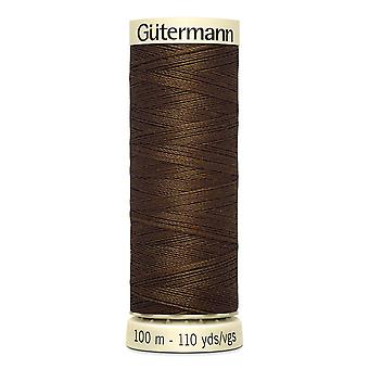 Gutermann Sew-all 100% Polyester Thread 100m Hand and Machine Colour Code  - 280