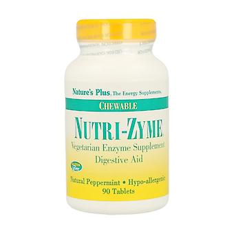 Nutri-Zyme 90 tablets (Mint)