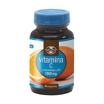Vitamin C 60 tablets of 1000mg